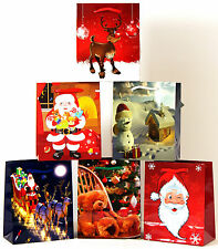 sacs-cadeaux 96 Pièce Medium Sacs de Noël Sac de Noël Sacs à cadeaux 748