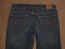 Aeropostale Size 1/2 Reg Bayla Skinny Dark Blue Stretch Denim Womens Jeans