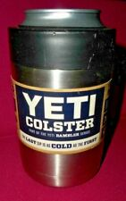 Yeti Rambler 12oz Insulated Stainless Steel Colster