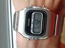 Duward Vintage Collection Teletime Crono-Quartz 7020 70`S Watch New Old Stock