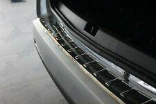 Dacia Duster 2018Up Chrome Rear Bumper Protector Scratch Guard S.Steel