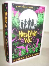 MEDDLING KIDS Edgar Cantero MYSTERY 1st Edition 6th Printing DETECTIVE FICTION