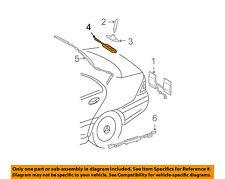 Mercedes MERCEDES-BENZ OEM 01-05 C240 Radio Antenna-Connector 2038230474