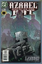 Azrael Agent of the Bat #75 2001 Extra Sized New Costume DC Comics