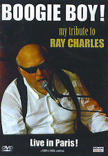 Boogie Boy : My tribute to Ray Charles - Live in Paris (DVD)
