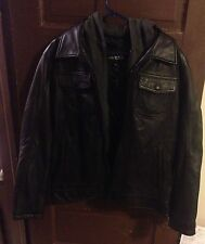 Black Leather Jacket