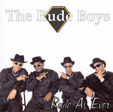 Rude Boys: Rude Boys  Audio Cassette