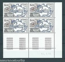 MONACO - 1989 Y&T 1702 - TIMBRES NEUFS** LUXE