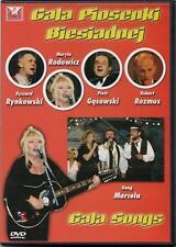 Gala Piosenki Biesiadnej (DVD) NTSC  koncert  POLSKI POLISH