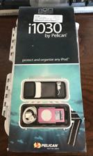 Pelican Watertight Case For iPod (White) i1030 Fits iPod & Mini's