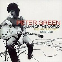 Peter Green Man of the World The Anthology 1968-1988 2 CD NEW
