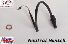 MOTO Recambio ROYAL ENFIELD Clásico Neutral Interruptor Pieza N.º 570255/B