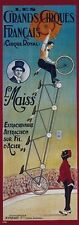 BICYCLE VINTAGE AD POSTER Maiss RARE HOT NEW