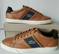LACOSTE  Men's Fairlead 118 Trainers UK Size 7.5 - 10 B Grade RRP £95 .