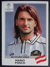 PANINI CHAMPIONS LEAGUE 1999-2000 - Mario Posch (SK Sturm Graz) #105