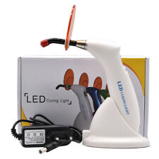 Dental ABS Plastis LED Curing Light Lamp Shell Automatic Standby Alight-II White