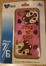 Disneyland Paris iPhone case / Coque CHIP 'N' DALE / Tic & Tac iPhone 7 / 6 / 6S