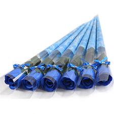 5X Neu Kreative Seife Rosen Blumen Hochzeit Valentinstag Weihnachten Geschenke