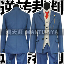 Anime Ace Attorney Phoenix Wright Clothing Prop Costume Cosplay Uniform