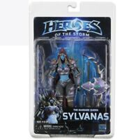 """New 7"""" Sylvanas Starcraft Heroes Of The Storm Blizzard Warcraft Action Figure"""