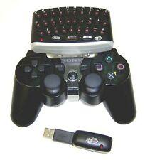 MadCatz Wireless Chatpad/Keyboard/ThumbPad (PS3) P3-11