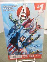 Avengers World #1 001 Marvel Comics vf/nm CB2173