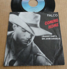 "DISQUE 45T DE FALCO  "" COMING HOME """