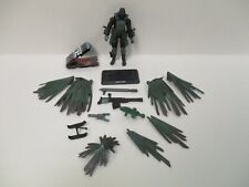 HASBRO G.I JOE COBRA PURSUIT OF COBRA POC ACTION FIGURE JUNGLE VIPER ACCESSORIES