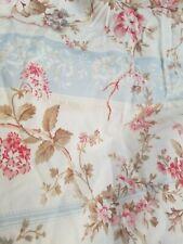 American Living King Floral Pillow Shams & Bedskirt
