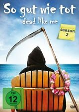4 DVD-Box ° Dead like me - so gut wie tot ° Staffel 2 ° NEU & OVP