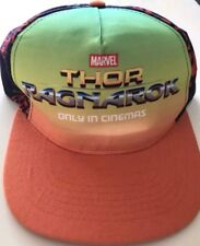Marvel THOR RAGNAROK Cap 2017 Movie Official Merchandise Exclusive BRAND NEW