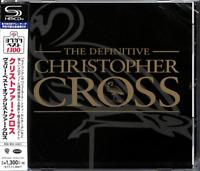 CHRISTOPHER CROSS-THE DEFINITIVE CHRISTOPHER CROSS-JAPAN SHM-CD C41