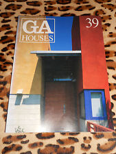 REVUE GA HOUSES - n° 39 - Global Architecture