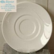 Foodservice Oneida Eclipse Bone China Bread & Butter Plates (8) New