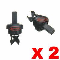RENAULT PARCEL SHELF CORD CLIPS CLIO MK4 & MEGANE SCENIC MK3 MK4 STRING HOLDER 2