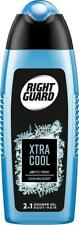 Right Guard 2-in-1 Xtra Cool Shower Gel, 250 ml 3 pack