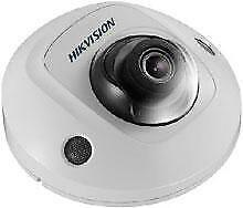 Hikvision DS-2CD2555FWD-IS 6MP IP Camera WDR 2.8/4mm Lens 30m IR Built-in Mic