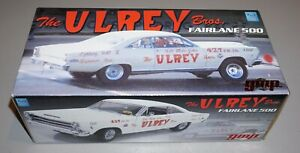 The Ulrey Bros. Ford Fairlane 500 GMP 1/18 Diecast New In Box.