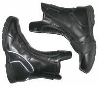 """"""" AIR-STAR """" Motorradstiefel / Biker- Stiefel / Boots in schwarz ca. 44,5 bis 45"""