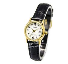 -Casio LTPV002GL-7B Ladies' Analog Watch Brand New & 100% Authentic