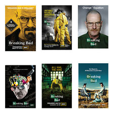 Breaking Bad 4R 6pcs Post Card Water Proof Double Sided Photo Paper