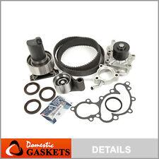 Fit 93-95 Toyota Pickup 4Runner T100 3.0L SOHC Timing Belt Kit Water Pump 3VZE