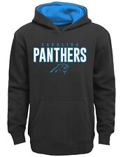 """Carolina Panthers Youth NFL """"Extra Point"""" Pullover Hooded Sweatshirt"""