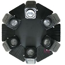 6 Heads LED Moving Head Lighting for Disco DJ Party Club Bar Event Show Effect