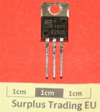Fuji 2SK2806 N-Channel MOSFET 35A 30V 30W TO-220AB