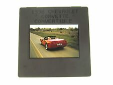 CHEVROLET CORVETTE CONVERTIBLE PRESS SLIDE - 1998