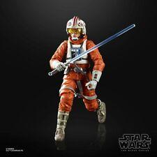 40TH Anniversary 6 Inch Snowspeeder Luke Skywalker Black Series Star Wars .LOOSE