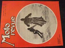 **fe Moto Revue n°1962 Précisions technique sur les Linto / Le Mo-Ski-To