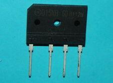 D15XB60 Bridge rectifier D15XB-60 for electric oven / tv VRM=600v IFSM=200v