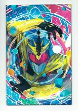 Mighty Morphin Power Rangers SHATTERED GRID #1 ~ 1:25 Ward Variant ~ NM